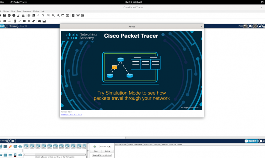Cómo instalar Cisco Packet Tracer en Linux